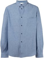 Golden Goose Deluxe Brand chest pocket shirt - men - Cotton - XS