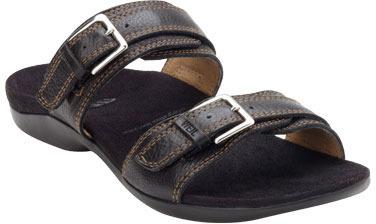 Dr. Weil integrative footwear mystic II sandal (black)