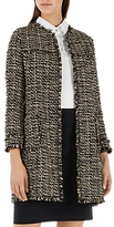Marc Cain Tweed Tailored Coat, Multi