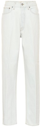 Golden Goose Shannen high-rise straight jeans