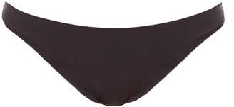 JADE SWIM Most Wanted Bikini Briefs - Womens - Black