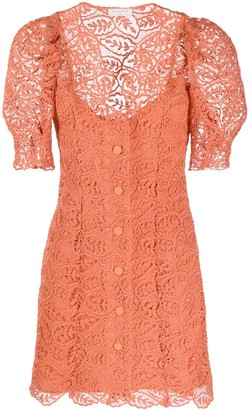 Sandro Paris Livan lace dress