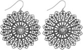 Sam Edelman Filagree Circle Drop Earring