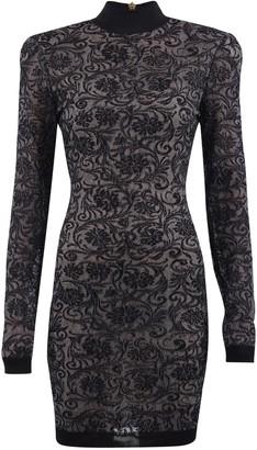 Balmain Lace Dress