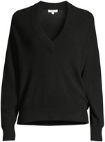 Equipment Madalene V-Neck Cashmere Sweater