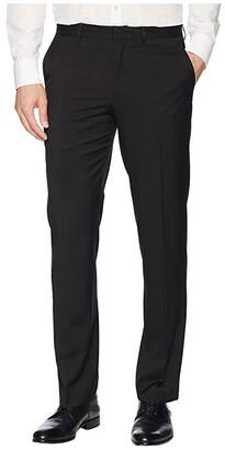 Dockers Classic Fit Suit Separate Dress Pants (Black) Men's Dress Pants