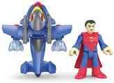 Imaginext DC Super Friends Battle Armor Superman