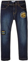Little Marc Jacobs Denim Trousers (Toddler/Kid) - Denim Blue - 2A
