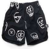 Nununu Baby Boy's Skull Mask Surf Shorts