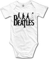 GHJUIK The Beatles George Harrison Ringo Starr Unisex Baby Onesies Bodysuit