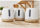 Tower Scandi Set of 3 Storage Canisters White