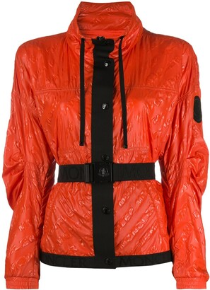 Moncler Contrast Trims Jacket