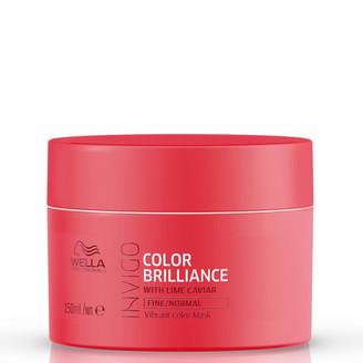 Wella Professionals Care Wella Professionals Invigo Color Brilliance Vibrant Color Mask for Fine Hair 150ml