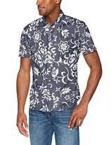 Reyn Spooner Men's Royale Spooner Kloth Tailored Fit Hawaiian Shirt