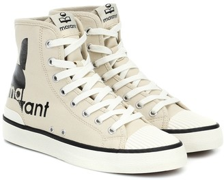 Isabel Marant Benkeen high-top sneakers