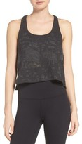 Alo Women's Step Crop Tank