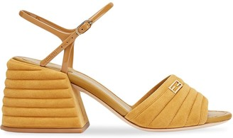 Fendi Promenade slingback sandals
