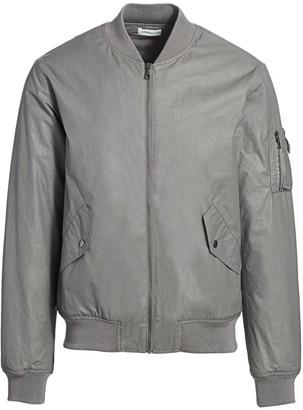 John Elliott Tomba Bogota Oil-Finish Cotton Bomber Jacket