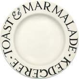 Emma Bridgewater Black Toast Plate 21.5cm