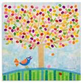 Oopsy Daisy Fine Art For Kids Jelly Bean Tree Canvas Wall Art