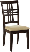 JCPenney Hillsdale House Tiburon Set of 2 Side Dining Chairs