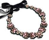 J.Crew Women's Jewel Reflection Bib Necklace