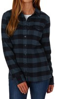 Patagonia Women%27s Long Sleeve Fjord Flannel Shirt