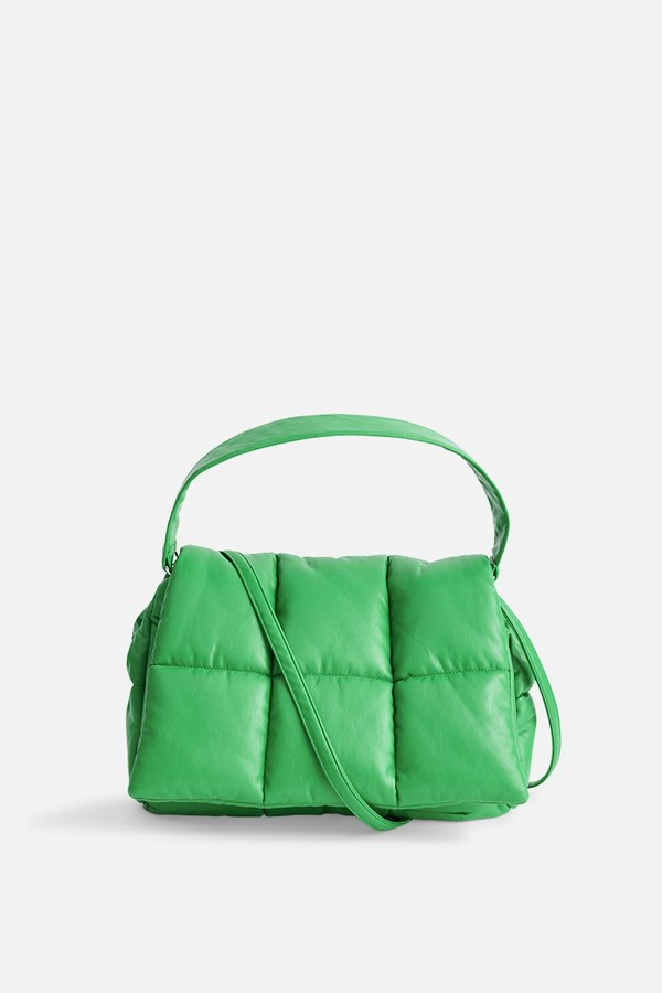 Stand Studio 100% Polyester/Leather Wanda Clutch Bag