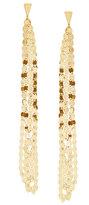 Lana Nude Tassel Duster Earrings