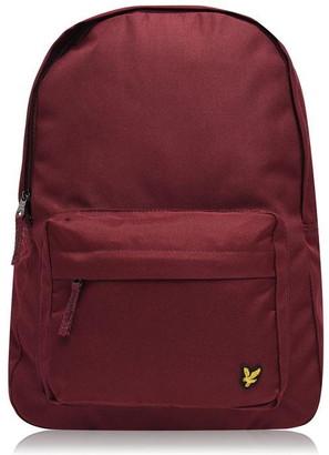 Lyle & Scott Badge Backpack