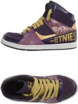 ETNIES High-top sneakers