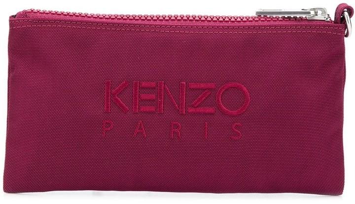 Thumbnail for your product : Kenzo Logo-Motif Clutch