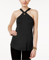 Cable & Gauge Grommet Halter Top