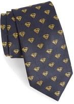 Cufflinks Inc. Men's Cufflinks, Inc. 'Superman Shield' Silk Tie