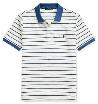 Ralph Lauren Boys' Striped Polo Shirt - Big Kid