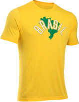 Under Armour Men's Brazil Pride T-Shirt