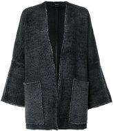 Avant Toi kimono sleeved cardigan