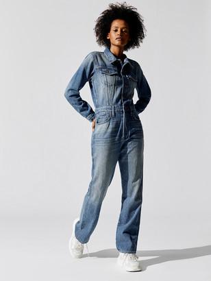 NSF Amina Long Sleeve Jumpsuit
