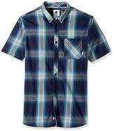 Element Men's Cedar Light Weight Flex Short Sleeve Woven Shirt