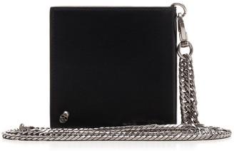 Alexander McQueen Bifold Chain Wallet