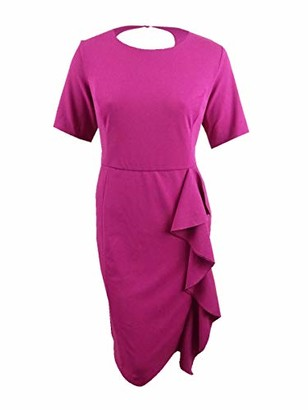 Rachel Roy Women's Plus Size Ragland Dress