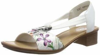 Rieker Women's 62662-92 Open Toe Sandals