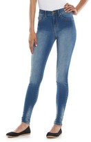Mudd Juniors' High-Waisted Jeggings