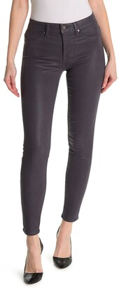 Fidelity Sola Metallic Skinny Jeans