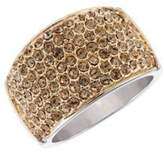 Michela Pave Dome Ring