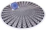 Jaipur Textile Hub JTH Mandala Tapestry Indian Wall Hanging Bohemian Hippie Round Bedspread Throw Decor