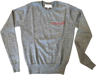 Maison Labiche Grey Wool Knitwear for Women