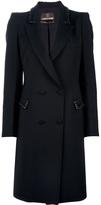 Roberto Cavalli bead embellished coat