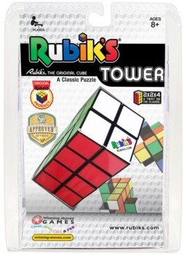 Winning Moves Rubik's Tower Puzzle