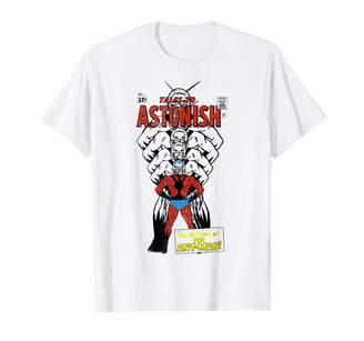 Marvel Ant-Man Classic Retro Getting Bigger T-Shirt